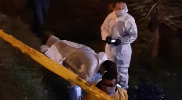Encuentran restos humanos dentro de bolsas de basura en barrio de Soacha