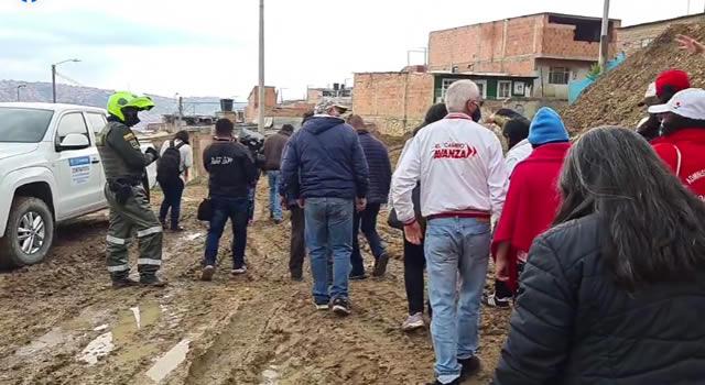 Después de 20 años, Ciudadela Sucre tendrá Plan Maestro de Alcantarillado