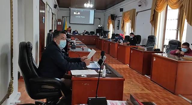 Concejo de Soacha dijo NO a propuesta de aplazar efectos de la actualización catastral