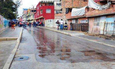 Desapareció el callejón de los atracos en el barrio Satélite de Soacha