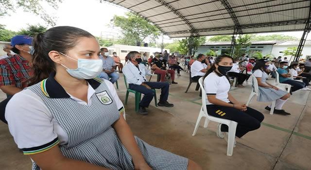 Cundinamarca regresa a la alternancia académica