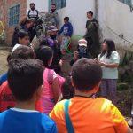 Organizaciones populares de Soacha articulan trabajo en el Día de la Mujer trabajadora