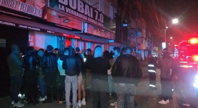 Sorprenden a más de 200 personas en fiesta clandestina en Bogotá
