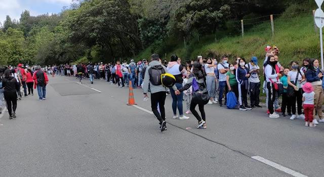 Asesinan a joven mientras acampaba cerca de Monserrate