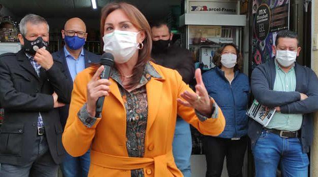 Expertos de la Universidad Nacional evaluarán qué pasó con el alcantarillado del barrio Ospina de Cogua