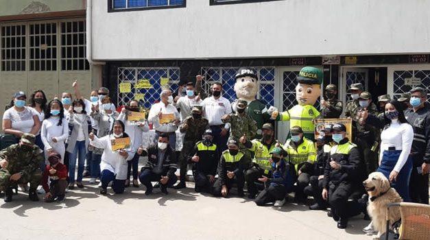Frente de Seguridad de la Despensa, Soacha: trabajo, organización y convivencia