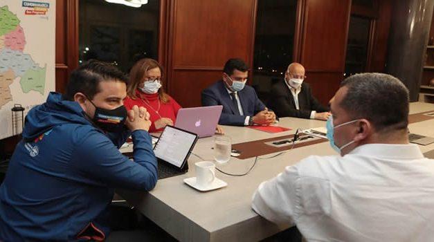 Toque de queda en Cundinamarca desde este jueves 25 de marzo