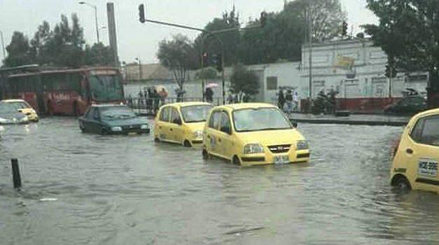 Estas son las zonas de Bogotá que están en alto riesgo por las lluvias