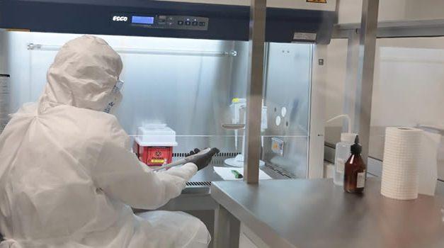 Bogotá recibe dotación para laboratorio de biología molecular donada por Corea