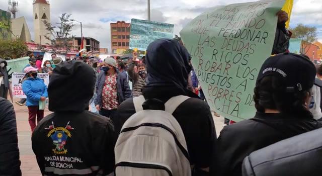 Piden a la Superintendencia de Notariado y Registro suspender la actualización catastral de Soacha