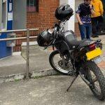 Hurto a motocicletas es alarmante en Bogotá, en febrero se robaron 357