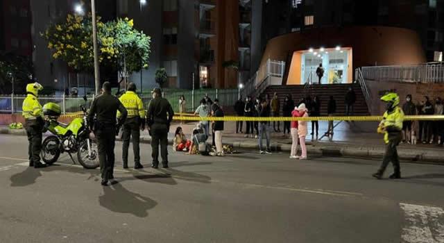 Niño que murió en Bogotá cayó de un piso 18
