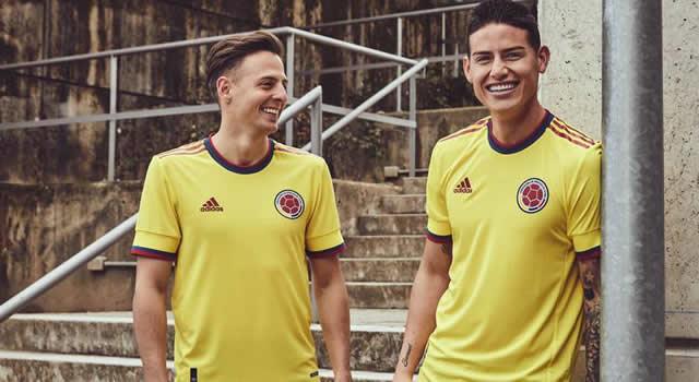 Este es el precio de la nueva camiseta de la Selección Colombia