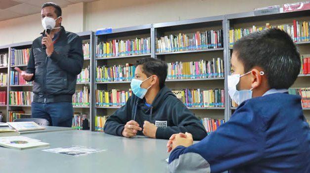Bibliotecas de Soacha reabren al público después de un año de estar cerradas