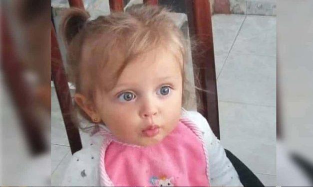 Revive caso de Sara Sofía, descartan que haya sido vendida o regalada