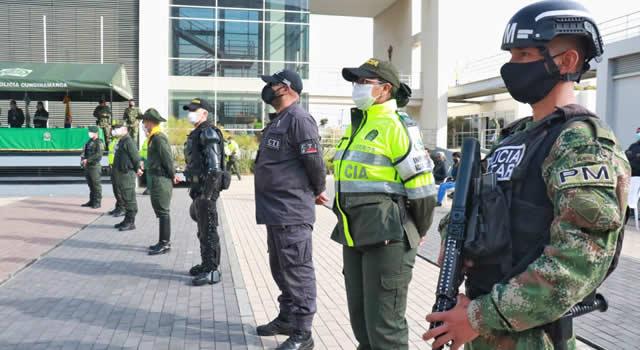 Comienza la semana de la seguridad en Soacha