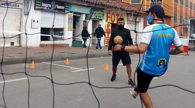 Sepak takraw, otro deporte que se promueve en Soacha