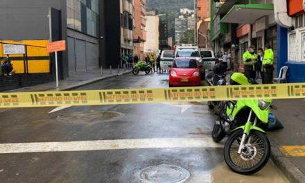 [VIDEOS]  Dos muertos y un herido deja otro tiroteo en Bogotá