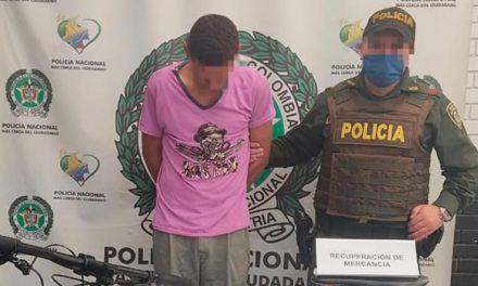 Venezolano que hurtó bicicleta en Sibaté quedó en libertad