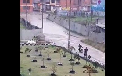 [VIDEO]  Lluvias visibilizan problemas que durante años han afectado a residentes de Soacha