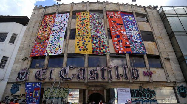 'El Castillo' pasó de ser un prostíbulo a un centro artístico