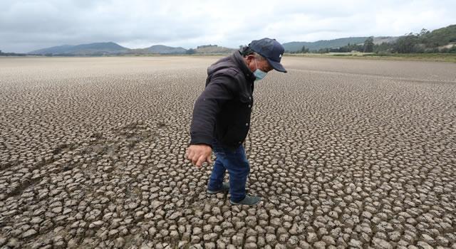 Se crea plan de recuperación de la laguna de Suesca