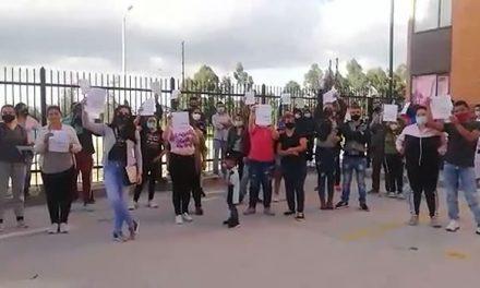 [VIDEO]  En Armonía II rechazan elevado cobro del impuesto predial en Soacha