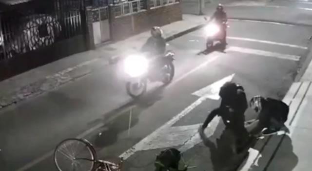 Crecen despiadados y brutales ataques de la delincuencia en Bogotá