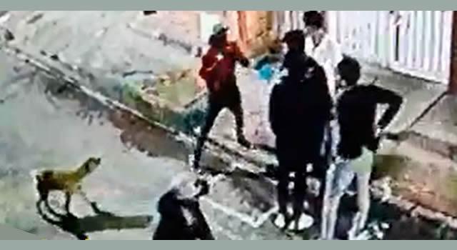 Con arma de fuego y perros, extranjeros atracan en Facatativá, Cundinamarca