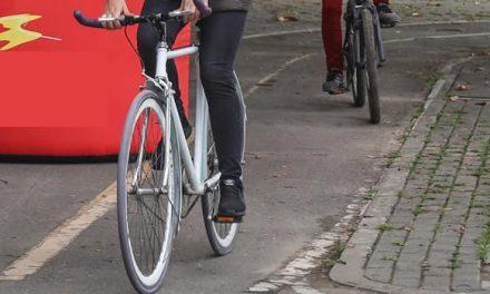 Seguridad para los ciclistas en Bogotá