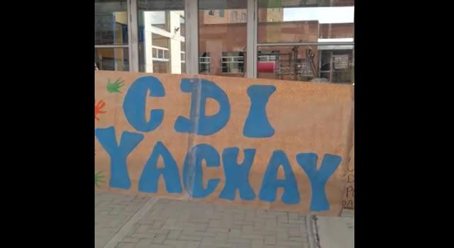 [VIDEO]  Exigen entrega del CDI Yachay en León XIII, Soacha