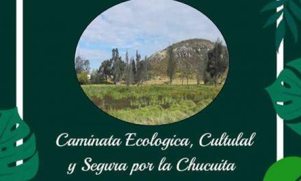 Caminata ecológica, cultural y segura por la Chucuita en Soacha