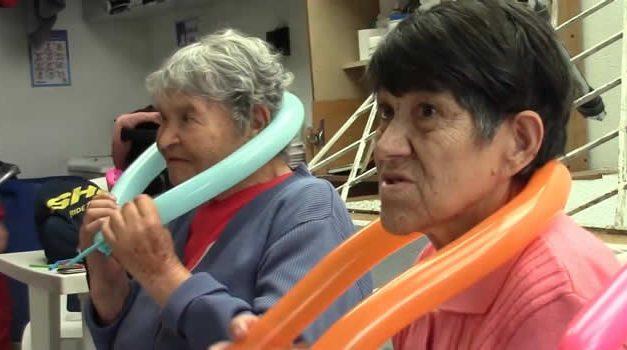 'Canitas Recreativas', programa del IMRDS que lleva actividades lúdicas y deportivas a los adultos mayores de Soacha