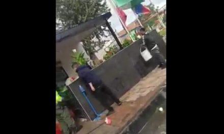 [VIDEO]  Dejarían libres a dos sujetos capturados dentro de una vivienda en Soacha