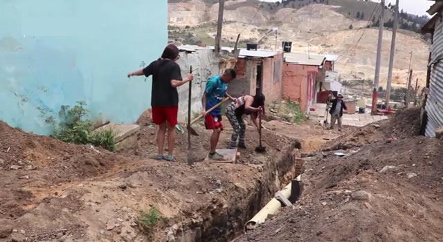 [VIDEO]  Más de $50 mil millones en obras para la comuna cuatro de Soacha