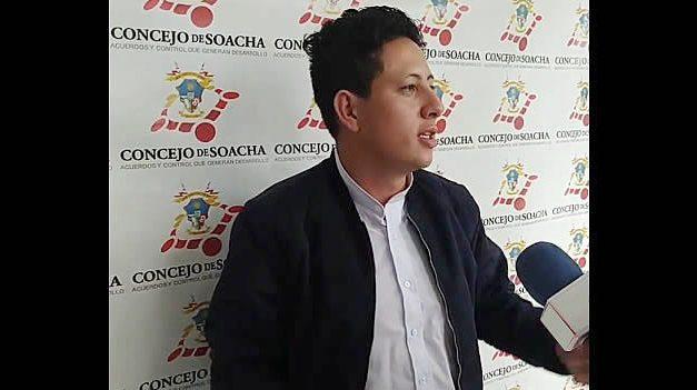 [VIDEO]  Concejal de Soacha denunció saboteo y censura en debate sobre Derechos Humanos