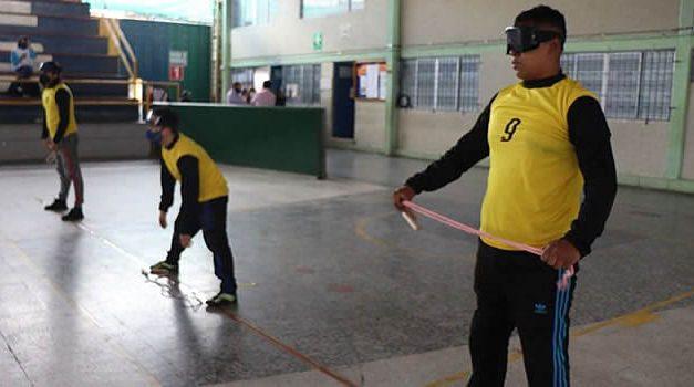 Deporte adaptado le apuesta a la inclusión en Soacha