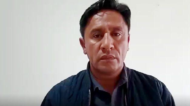 [VIDEO]  Renuncia líder visible del movimiento 'Soacha está berraca'
