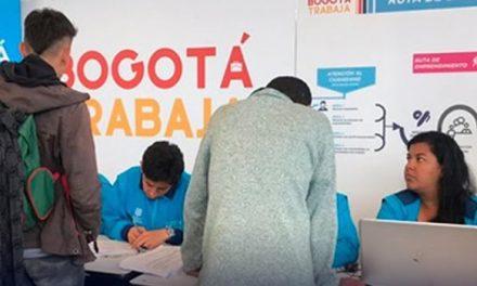 Ofertas de empleo que abrió la Alcaldía de Bogotá