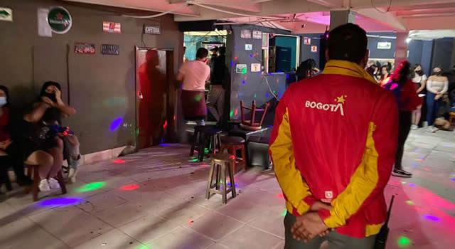 Otra fiesta clandestina con menores de edad durante Toque de Queda en Bogotá