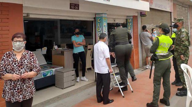 Nuevo frente de seguridad en La Despensa, Soacha