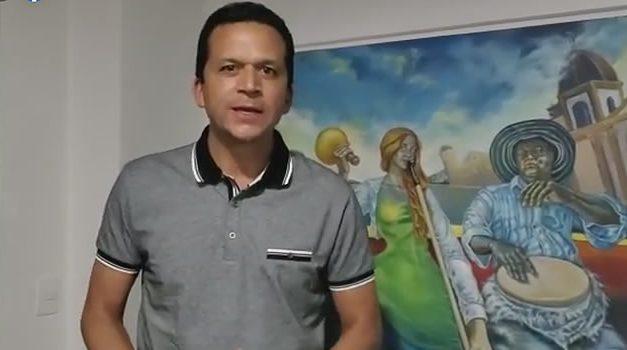 [VIDEO]  Por actos vandálicos en Soacha, alcalde decreta toque de queda y ley seca hasta las 6:00 a.m. del jueves