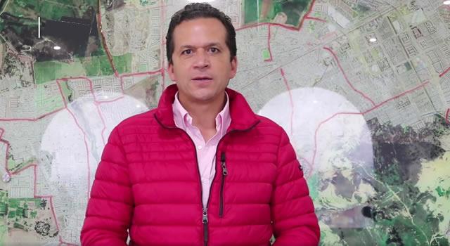 Alcalde de Soacha revela responsables de los bloqueos en la autopista Sur