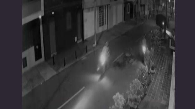 Ladrones motorizados siembran terror en barrio de Bogotá