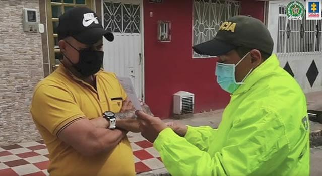 [VIDEO]  Judicializados 'Los Turbo', banda que robaba carros en Soacha, Bogotá y Cundinamarca