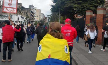 Tribunal de Cundinamarca ordena aplazar marchas de este miércoles 28 de abril