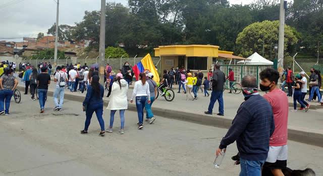 Ni en Soacha ni en Cundinamarca se podrán hacer marchas este jueves 29 de abril