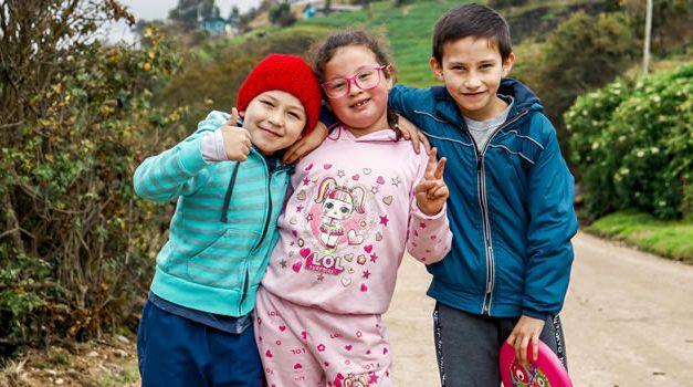 Este sábado Soacha celebra el Día del Niño