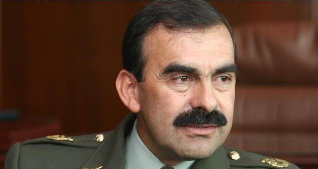 Archivado proceso contra el general (r) Rodolfo Palomino en caso  'comunidad del anillo' y presunta corrupción