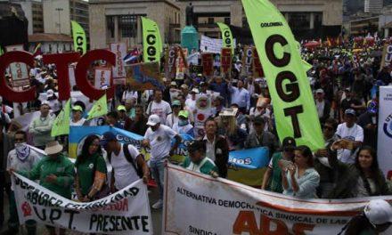 Protestas y marchas se mantienen: Comité Nacional del Paro
